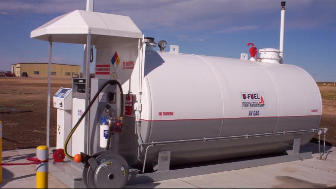 撬装加油站距离甲、乙类物品生产厂房和库房的安全间距是多少米