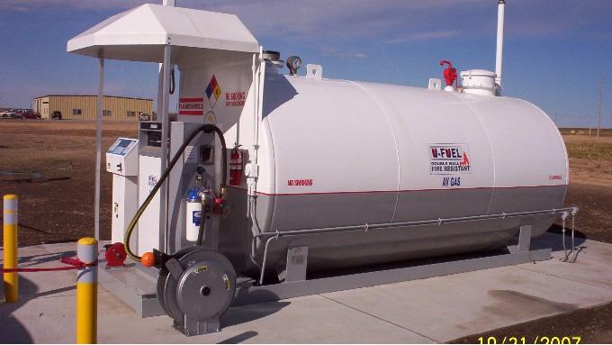 橇装式加油站的分类