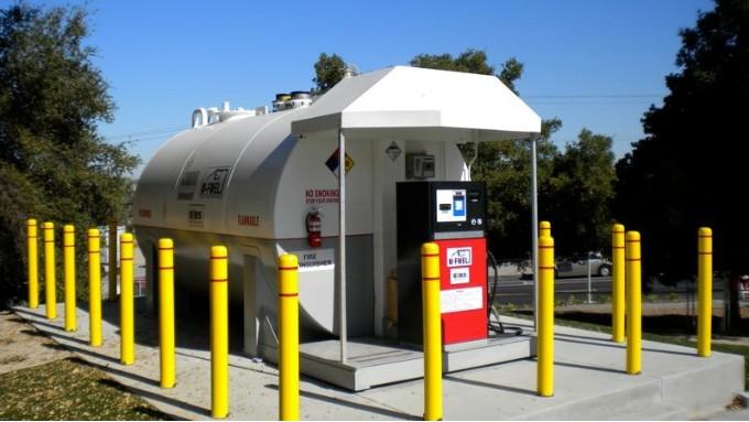 撬装加油站储罐可以是常压容器吗