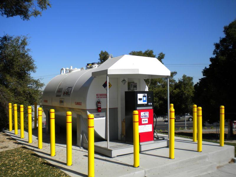U-Fuel-Martinez VA E85 E85加注站