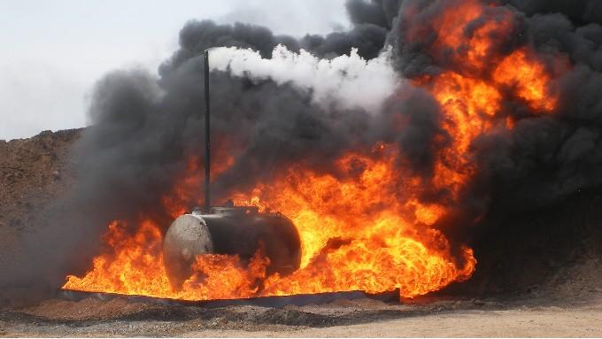 什么是撬装加油站储罐的防火防爆性能