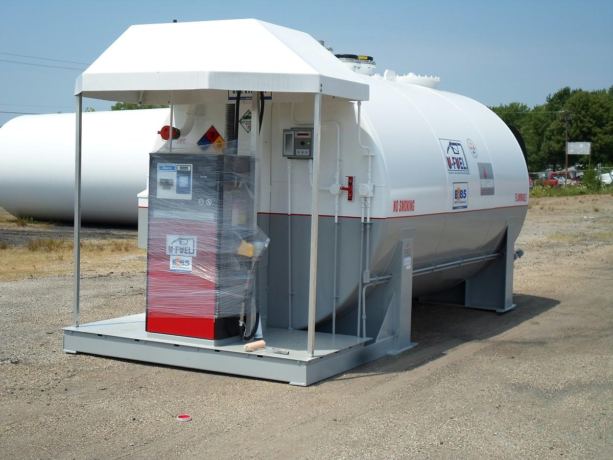 U-Fuel E85 Station 乙醇E85加注站