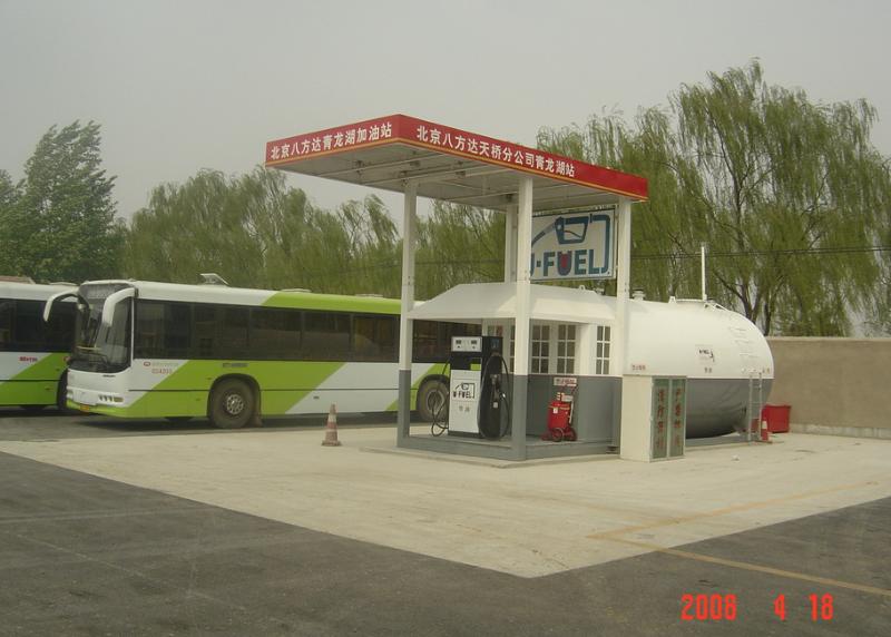 撬装加油站北京