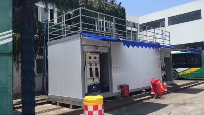 橇装加油站人员油气中毒应急处置措施