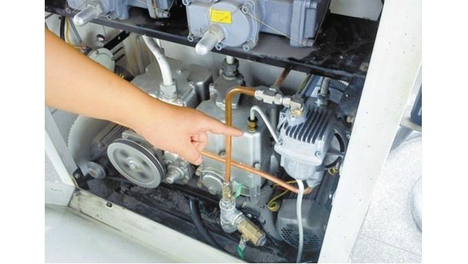 橇装式加油装置油气回收说明之二级油气回收