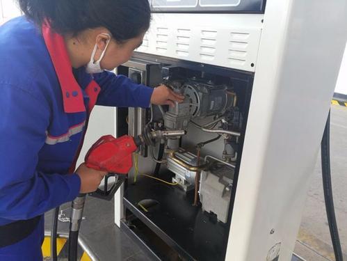 加油机中二级油气回收装置2