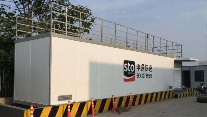 优孚尔撬装加油站设备怎么防止卸油冒罐呢