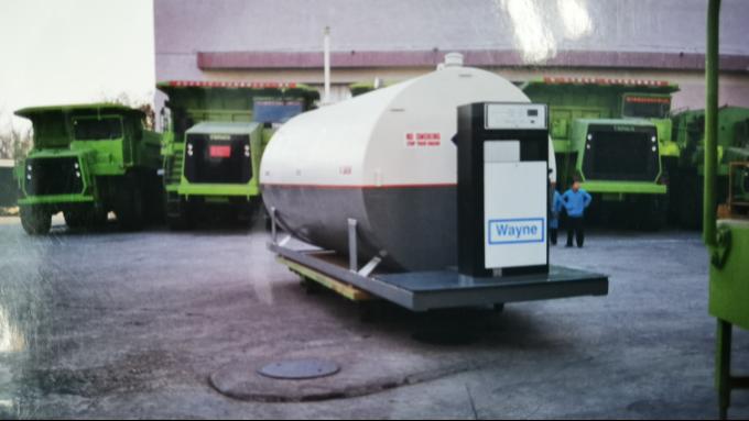 中国撬装加油站样机的面世