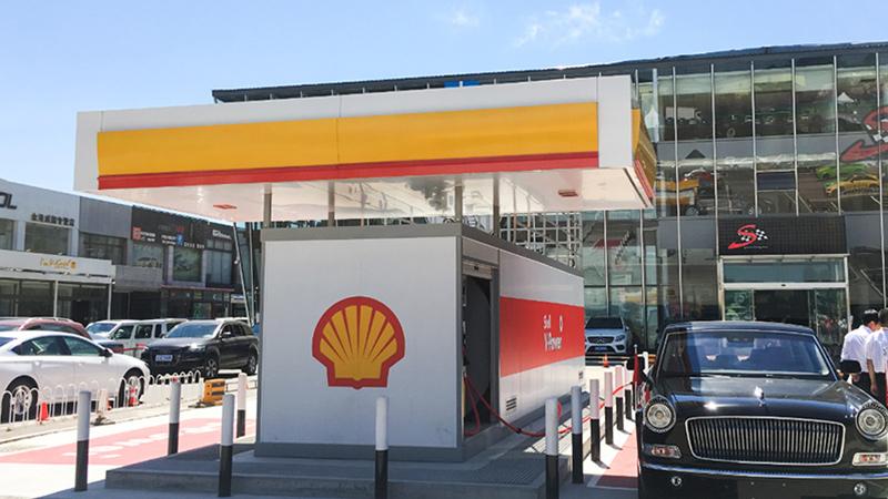 壳牌石油-优孚尔橇装式加油装置