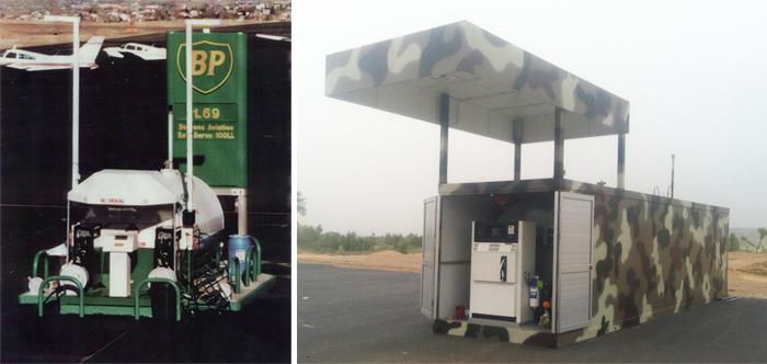 优孚尔橇装式加油装置为中国通航发展加油助力