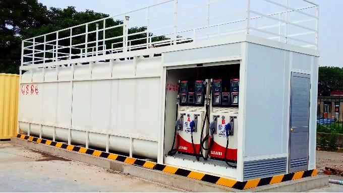撬装加油站是否需要办理规划许可