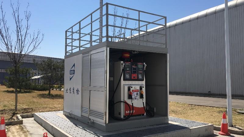 北京质检院-优孚尔橇装式加油装置