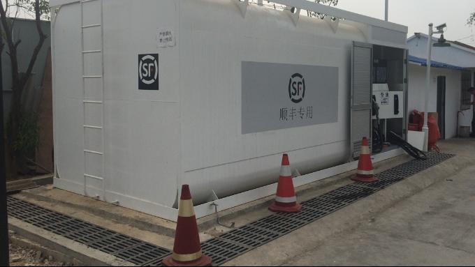 国家标准对撬装加油站地基的围堰和漏油收集池是如何要求的