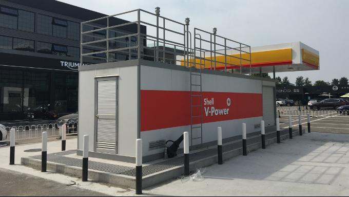 撬装加油站做安全现状评价需要哪些资料