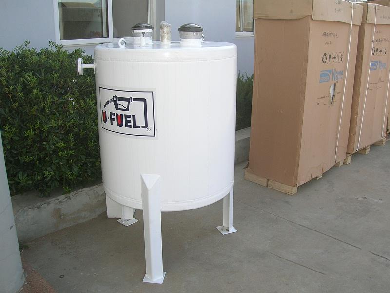 微型立式罐
