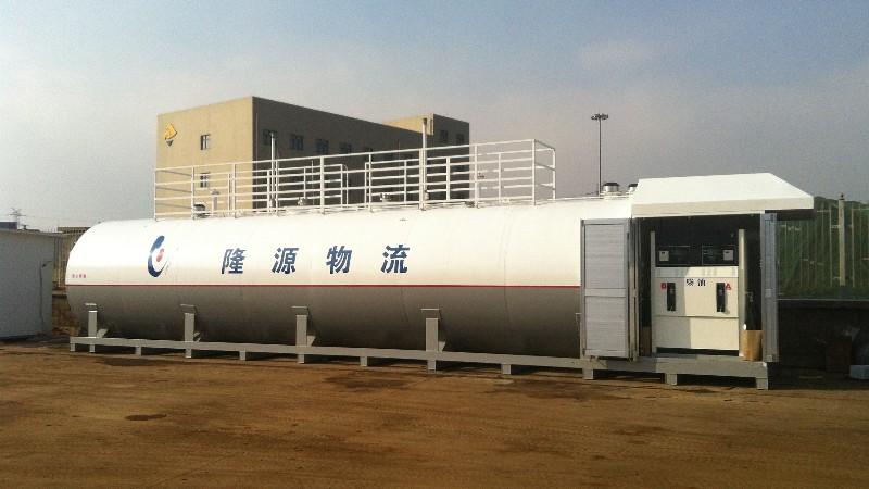 天津隆源物流-北京优孚尔橇装式加油装置