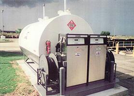 醇基燃料橇装加油装置