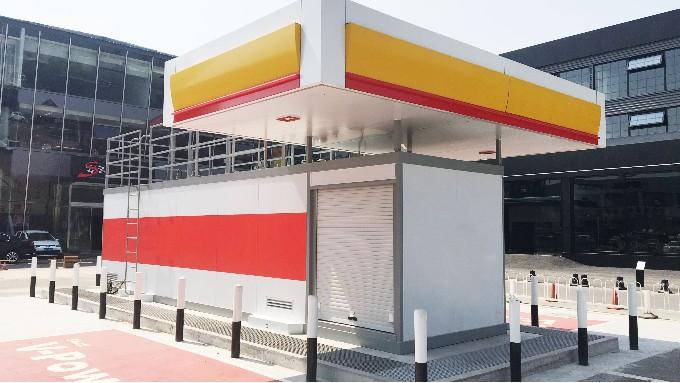 您用的撬装加油站是安全高端的配置吗