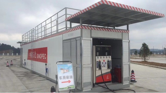 撬装加油站定期需要做哪些检查项目呢