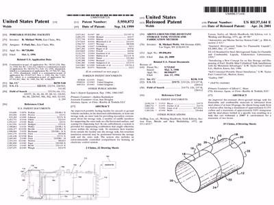 美国专利证书1