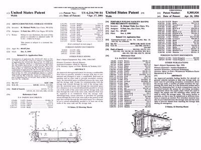 美国专利证书2