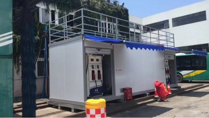汽油撬装加油站的油气排放怎么进行测试