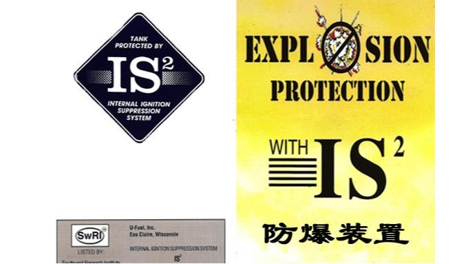 优孚尔防爆装置的规格和保护空间容积