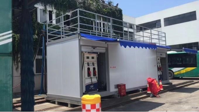 优孚尔橇装式加油装置的常规维修检查项目